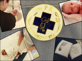 Neonatal collage