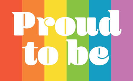 Pride - Proud to be